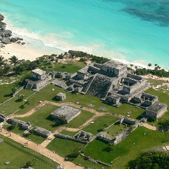 tulum ruins archaeological guided tour 240